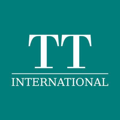 TT International logo